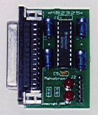 MB2325 Serial Communications Board